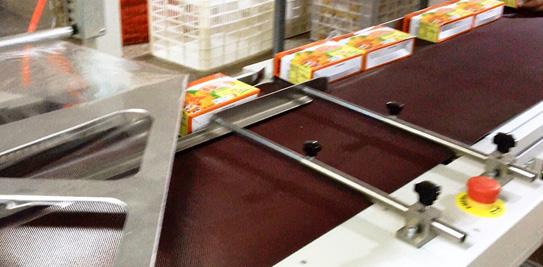 固尔琦自动热收缩包装机在调味品行业普遍使用