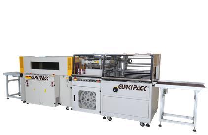 全自动收缩包装机操作简便且适用范围广