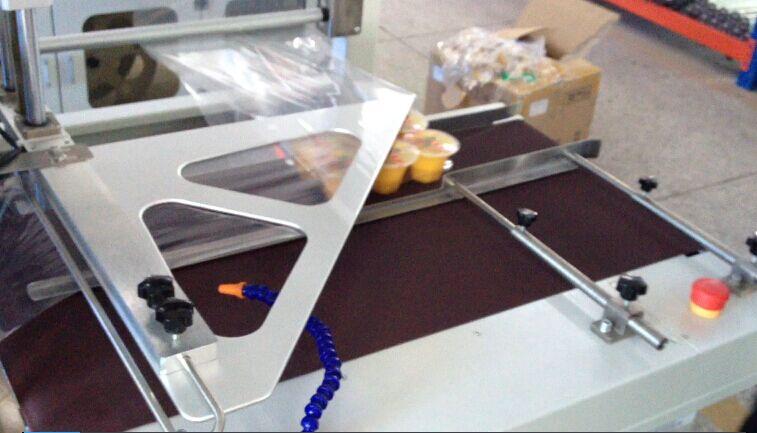 固尔琦全自动高速封切收缩包装机促进布丁包装更畅销