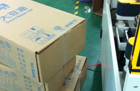 食用油纸箱自动开箱机