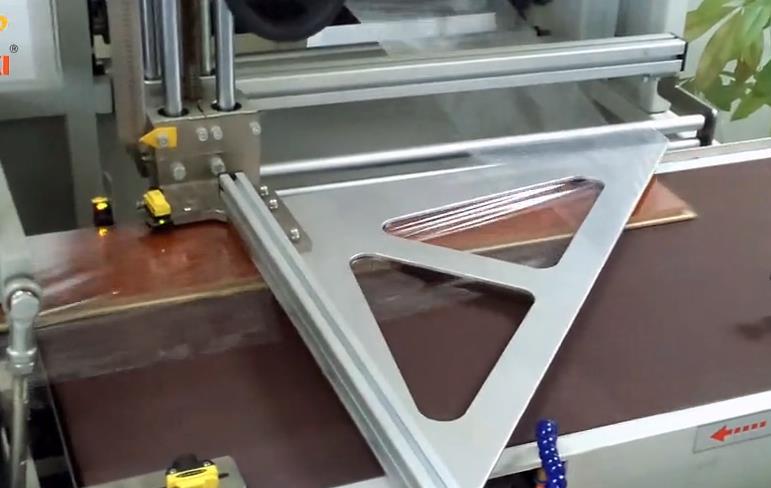 瓷砖热收缩膜包装机 PE膜包装