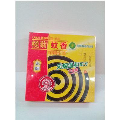 蚊香盒的包装 热收缩包膜机