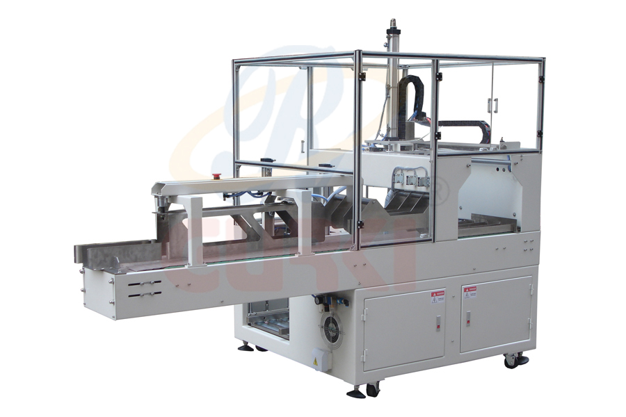 吸取式自动装箱机