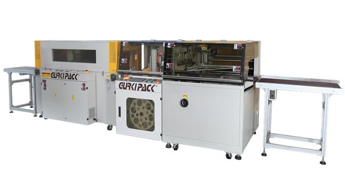 自动热收缩包装机包装产品与发展