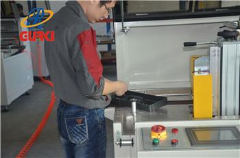 自动pe膜热收缩包装机械令人满意的效果