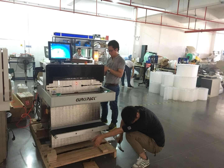 包装机械行业发展迎来绿色环保新目标,纸箱打包机还有盼头吗?