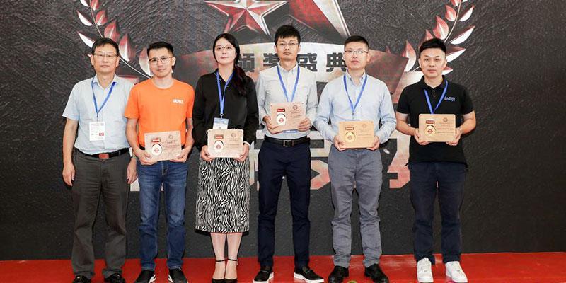 双十一,固尔琦气泡膜智能快递打包机荣获创新技术奖