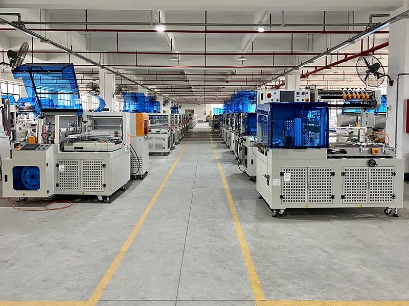热收缩膜包装机报价和生产的关系