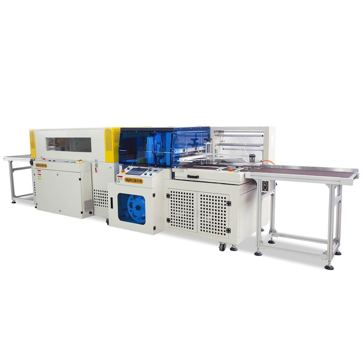 热收缩包装机的分类及其优势