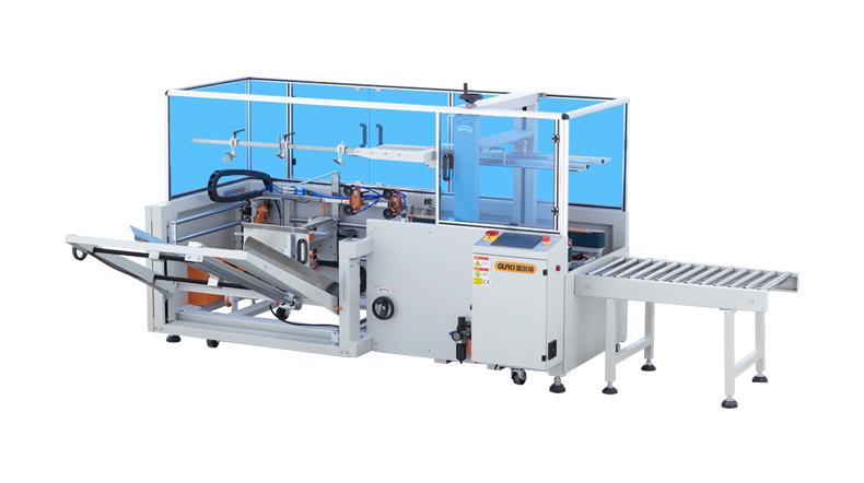 固尔琦自动开箱机大大提高企业效率,减少企业成本