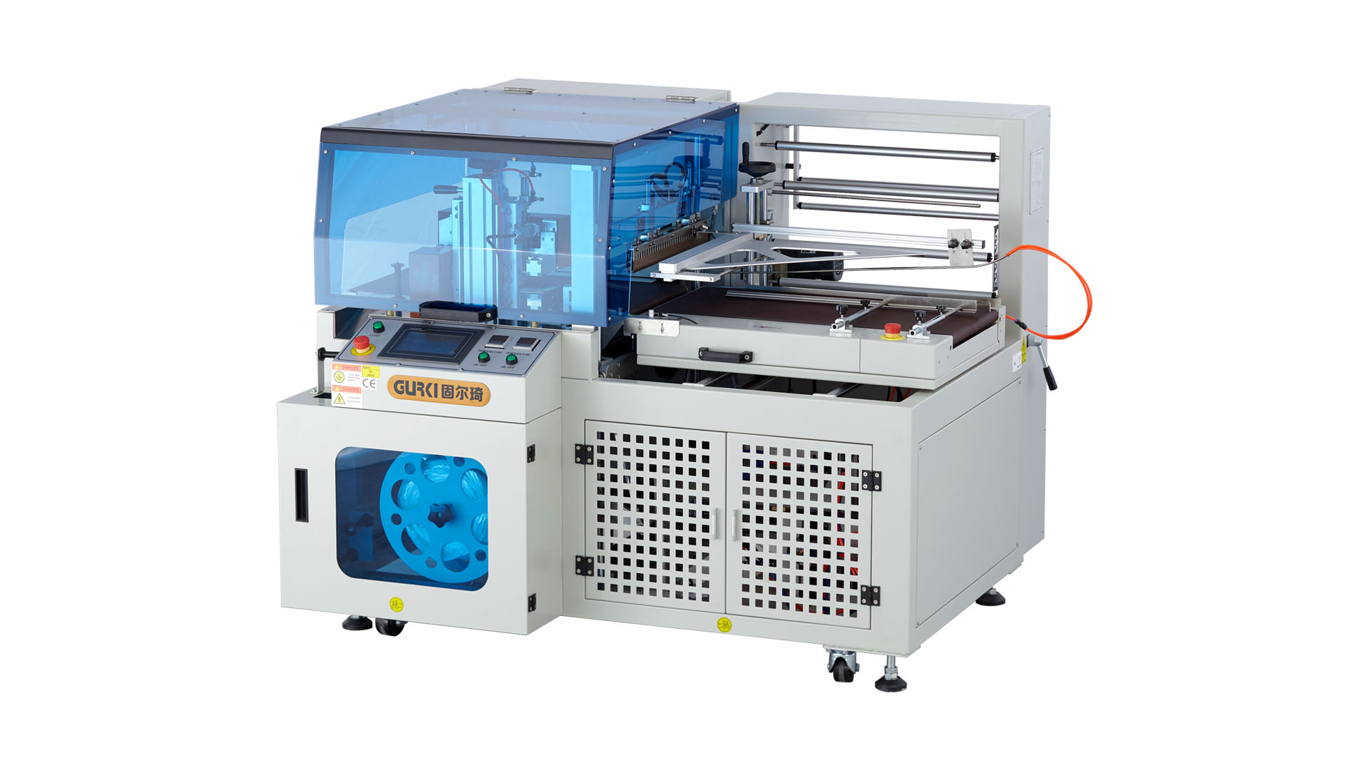 固尔琦告诉您热收缩包装机如何提高包装效果