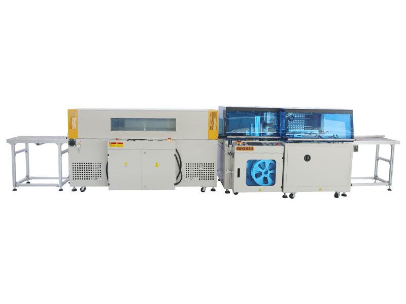 全自动高速边封收缩包装机GPL-5545H-GPS-5030LW